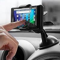 DXEWSE ziqiao universelle Auto 360-Grad-Drehung Halterung für Samsung / HTC / iphone / gps