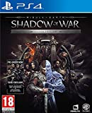 Middle-Earth PS4 - Sombra de guerra, color plateado