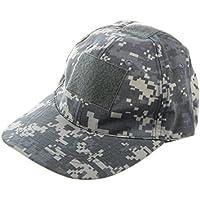 Cikuso Militari Tattici Berretto da Baseball ripresa Esterna Caccia Sniper  Pesca Ciclismo Campeggio Trekking Cappelli - f9d392006771