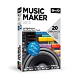 MAGIX Music Maker 2013 (Jubiläumsaktion inkl. Music Studio)