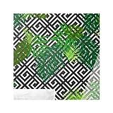 GEO SELVA Conjunto de 8 HOJA Mobiliario Muro Piso Plantilla para pintar - Mobiliario Grande
