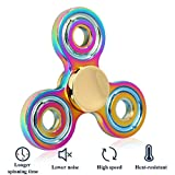 Hand Spinner, Greatever Ultra Durable T1 Zinc Alloy Fidget