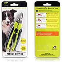 Tijeras de uñas profesionales para mascotas como perro y gato, Nail Pet Cat Nail Scissor Nail Cutter