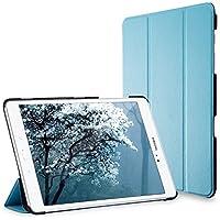 "JETech 3221-CS-SAMSUNG-TAB-A-9.7-BL 9.7"" Folio Azul funda para tablet - Fundas para tablets (Folio, Samsung, Galaxy Tab A 9.7, 24,6 cm (9.7""), Azul)"