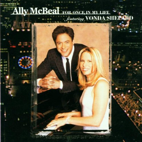 Epic (Sony Music) Ally McBeal For once In My Life