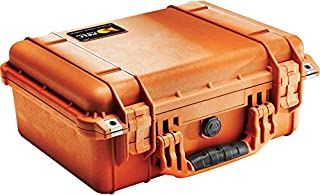 Peli 1450 - Maleta protectora con espuma, color naranja (B002CM2JSU) | Amazon Products