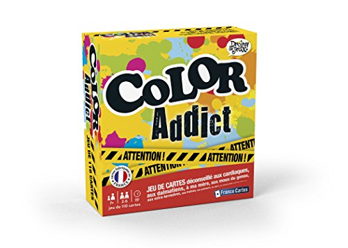 Drôles De Jeux - 410400 - Color Addict