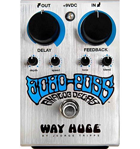 Auswirkungen E-Gitarre WAY HUGE ECHO-PUSS delay Hall-Effekte