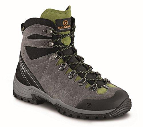 Scarpa Schuhe R-Evo GTX Men Titanium/grasshopper