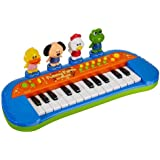 Simba 104012799 - ABC Witziges Farm-Keyboard 34 cm