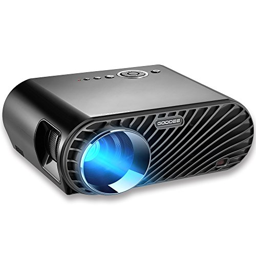 GooDee 2.4 Zoll Drahtlos Babyphone Wireless Video Baby Monitor mit Kamera Temperatur Musik VOX Modus Temperaturüberwachung Schwarz und Weiß