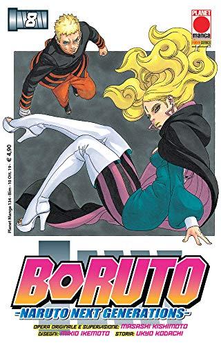 Boruto. Naruto next generations: 8