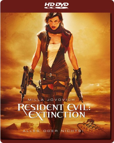 Resident Evil: Extinction [HD DVD]