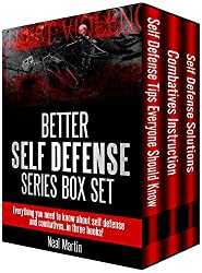 Better Self Defense Series Box Set (English Edition)