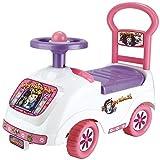 (Toyrific) Princess Pink & White Truck Ride-On-Car (Age 12m+)