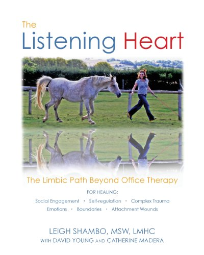 The Listening Heart: The Limbic Path Beyond Office Therapy por Leigh Shambo