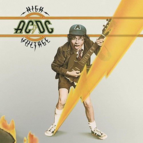 Ac/Dc: High Voltage (Audio CD)