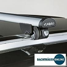 Farad – Baca para Opel Zafira Tourer, modelos a partir de 2011, con rieles