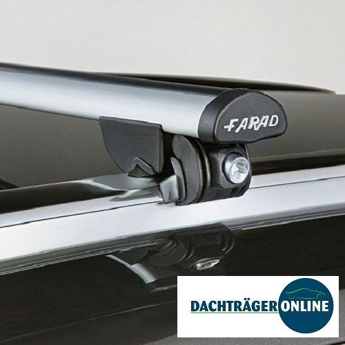 FARAD Barre Portatutto BMW SERIE 3Touring-F31dal 2012in poi con integrato (Bmw Barre)
