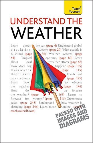 Understand The Weather: Teach Yourself by Peter Inness (2010-08-27)