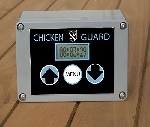 chicken-guard-automatico-chicken-coop-con-dispositivo-di-apertura-standard