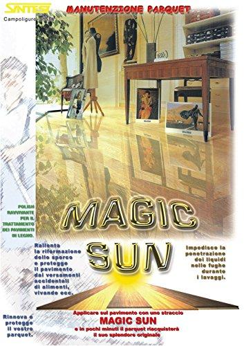 Magic sun + neutro parquet/rinnova parquet-laminati kit 1+2