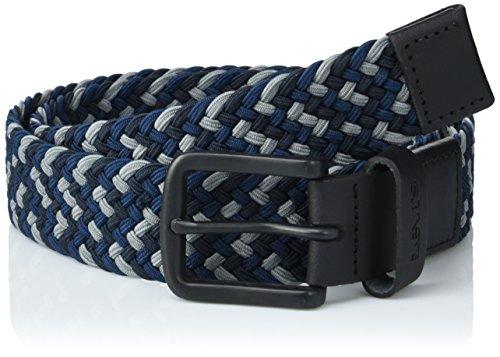 Levi's LEVIS FOOTWEAR AND ACCESSORIES Herren Gürtel Performance Weave, Blau (Dark Blue), 8 Preisvergleich