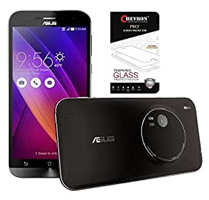 Chevron 0.3mm Pro+ Tempered Glass Screen Protector For Asus Zenfone Zoom (Pack Of 2)
