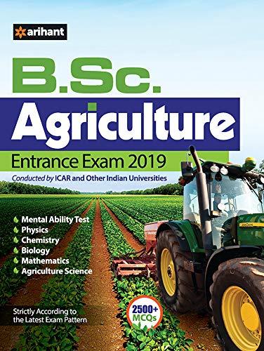 B.Sc. Agricuture Entrance Exam 2019