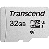 Transcend 32 GB UHS-I U1 MicroSD Card