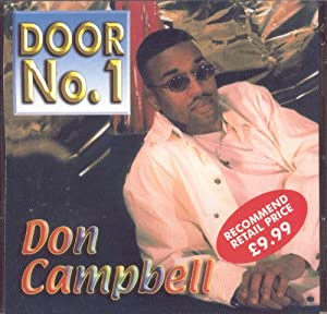 Don Campbell -  Door No. 1