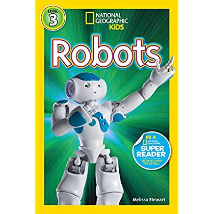 National Geographic Readers: Robots (English Edition)