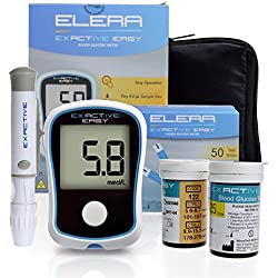 Sistema Exactivo de Monitoreo de Medidores de Glucosa en Sangre