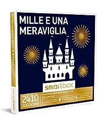 smartbox - Cofannetto Regalo - Mille E Una MERAVIGLIA - 2410 soggiorni a Scelta in agriturismi o Hotel 3* o 4*