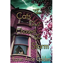 The Cats that Chased the Storm (The Cats that . . . Cozy Mystery Book 2) (English Edition)