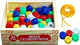 #7: Little Genius Beads - Cylinder (Thick)
