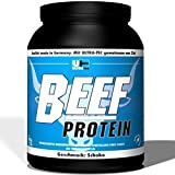 Ultra Tec Beef Protein, Vanille, Beutel, 1er Pack (1 x 1 kg)