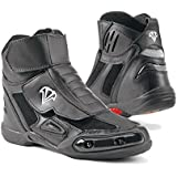Vega Men's Merge Boots (Black, Size 8) by Vega Technical Gear