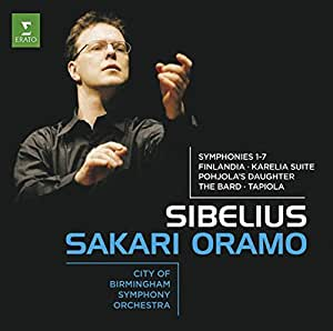 Sibelius - Symphonies 1-7, Finlandia,  Karelia Suite, Pohjola's Daughter, The Bard, Tapiola