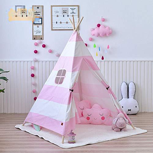 TAHRH Tipi Zelt für Kinder & Babys,Kinderspielzeug, indische Fotografie Requisiten Zelte, drinnen können @ SN7 verwendet Kinder