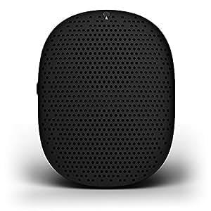 iSound popdrop Mini haut-parleur Bluetooth portable rechargeable answerphone Noir