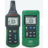 Mastech MS6818 Cable Tracker Network Cable Locator Cable Telefónico Underground Pipe Tester