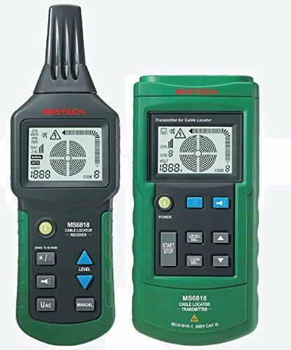 Preisvergleich Produktbild MASTECH MS6818 Kabelsuchgerät / Kabelsucher / Kabeltester