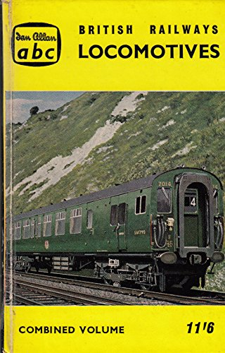 Ian Allan abc British Railways Locomotives Combined, used for sale  Delivered anywhere in Ireland