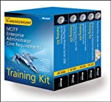 MCITP Self-Paced Training Kit (Exams 70-640, 70-642, 70-643, 70-647): Windows Server® 2008 Enterprise Administrator Core Requirements (Pro - Certification)
