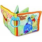 Tomy Winnie l'Ourson - T72057 - Mon Livre des Découvertes Winnie l'Ourson