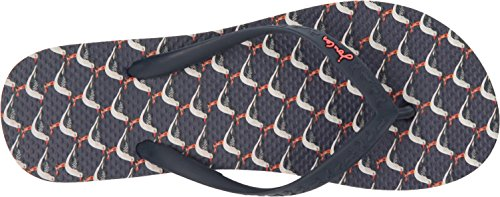 Joules Sandy, Sandales Plateforme femme Blue (French Navy Oyster Catcher)