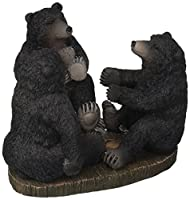 Avanti Black Bear Lodge Bathroom Accessories