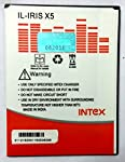 100% Original Battery Manufactured by INTEX INDIA Compatible with Lava Iris X5 Handset. Battery that gives great power(2000mAh) & Hence great talk time & standby time. Features: · Maximum protection and safety for your mobile phone. · Offer u...