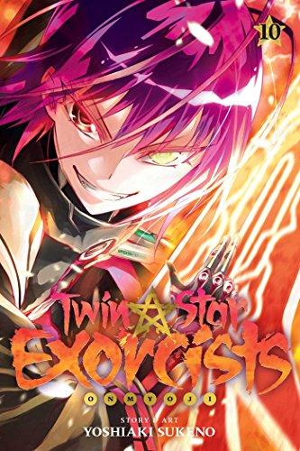 Twin Star Exorcists, Vol. 10 por Yoshiaki Sukeno